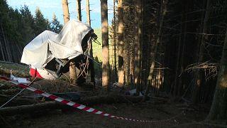 Accident de téléphérique en Italie : le frein d'urgence était désactivé, 3 personnes interpellées