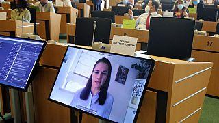 EU: sokan beszélnek Moszkva felelősségéről a belarusz gépeltérítésben