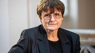 Wissenschaftlerin Katalin Kariko, die einen entscheidenden Beitrag zur Erforschung der mRNA-Technologie beigetragen hat