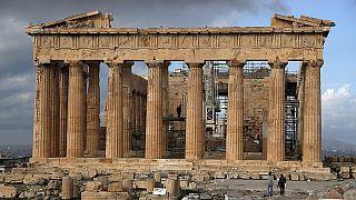 Παρθενώνας, Ακρόπολη, Αθήνα, 2021