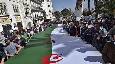 Algérie : nouvelle vague de condamnations de manifestants du Hirak