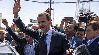 Bachar el Asad acude a votar