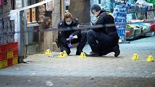 قتل با سلاح گرم در اروپا