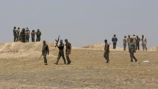 قوات الحشد الشعبي في العراق