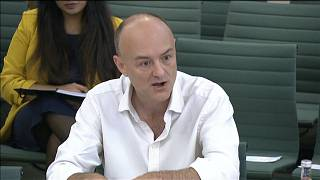 In a blistering attack on his former boss, Dominic Cummings told MPs the Prime Minister initially viewed the pandemic as 'just a scare story'
