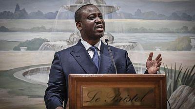 """Côte d'Ivoire : reprise du procès de Guillaume Soro pour """"complot"""""""