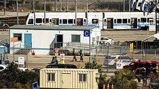 Tote und Sprengsätze im Zugdepot von San José in Kalifornien
