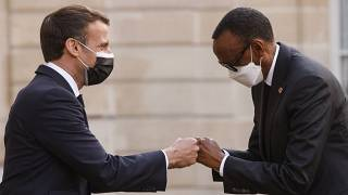 Rwanda :  le président français Emmanuel Macron attendu à Kigali