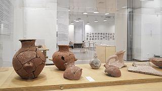 «Δες απέναντι. Έναν οικισμό στην Κέρο 4.500 χρόνια πριν»