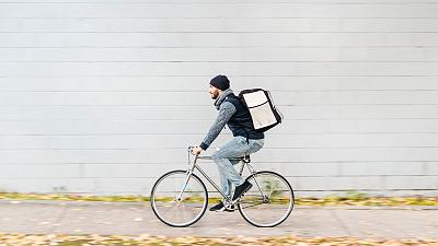 Around 2.8 million people in the UK now work in the gig economy.