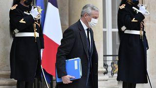 Ekonomi ve Maliye Bakanı Bruno Le Maire