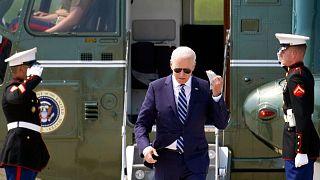 جو بایدن، رئیسجمهوری آمریکا