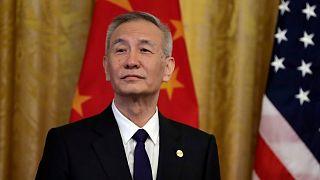 نائب رئيس مجلس الدولة الصيني ليو هي