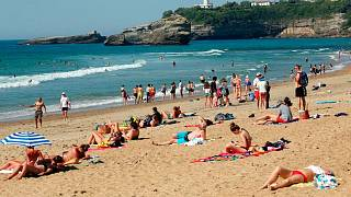 تعطیلات تابستانی در فرانسه