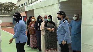 Covid-19 : campagne de vaccination dans les prisons du Maroc