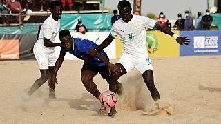 La CAN de Beach Soccer entre dans sa phase finale au Sénégal
