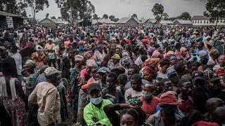 RDC : des milliers de personnes fuient Goma