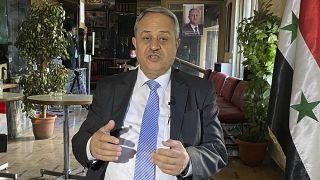 Suriye Devlet Başkanlığı Seçimleri adayı Mahmud Marei