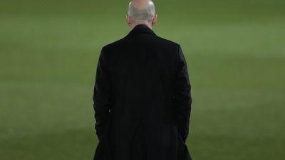 Zinedine Zidane quits Real Madrid, again!