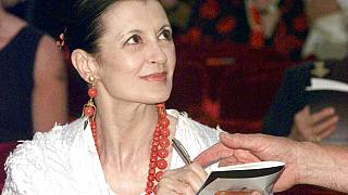 Звезда итальянского балета Карла Фраччи