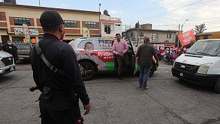 Meksika'da yerel seçimler öncesi faili meçhul cinayetler