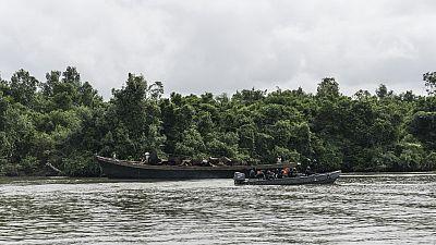 Nigeria : plus de 40 corps repêchés du naufrage du bateau de passagers