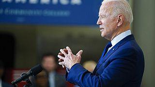 "Biden, ""agenda operaia"" da 2,3 trilioni di dollari"