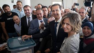 Syria Presidential Election