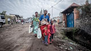 DRC: Nyiragongo volcano victims still homeless months after disaster