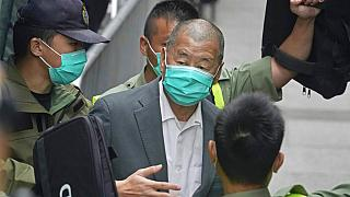 Hong Konglu medya patronu Jimmy Lai