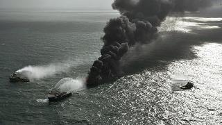 Σρι Λάνκα: Έβδομη ημέρα μάχης με τις φλόγες σε φορτηγό-πλοίο