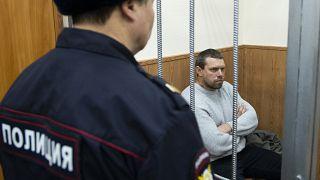 Бывший полицейский Денис Коновалов получил 5 лет тюрьмы по делу Голунова