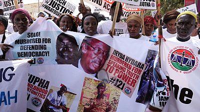 Gambie : fin des témoignages contre l'ex-président Yahya Jammeh
