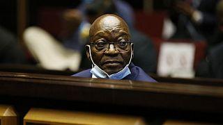 Jacob Zuma à nouveau condamné à payer des frais de justice
