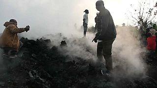 RDC : les Congolais veulent être informés des risques liés aux volcans