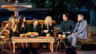 تجدید دیدار بازیگران سریال «دوستان» بعد از ۱۷ سال