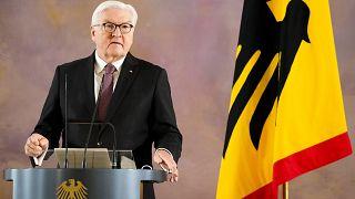 أمضى شتاينماير نحو 4 سنوات على رأس وزارة الخارجية قبل أن يصبح رئيس ألمانيا