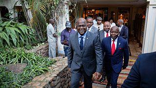 Kongo lideri Felix Tshisekedi