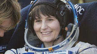 Samantha Cristoforetti, astronauta dell'ESA