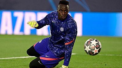 Mendy, premier gardien sénégalais en finale de la Champions League