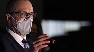هانس كلوج، مدير الفرع الأوروبي لمنظمة الصحة العالمية