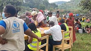 Face à l'afflux de réfugiés congolais, Paul Kagame appelle à l'aide