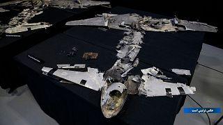 عکس آرشیوی از یک فروند پهپاد قاصف که از سوی یمن به عربستان شلیک شده بود
