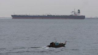 نفتکش ایرانی هورس