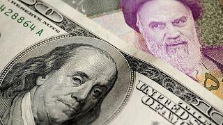 قیمت دلار در مقابل ریال ایران
