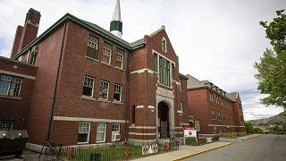 مدرسه سابق شبانهروزی در استان بریتیش کلمبیای کانادا
