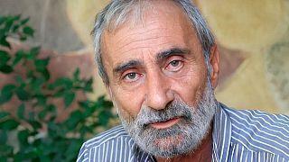 الفنان اللبناني حسام الصباح الذي توفي اليوم متأثرا بإصابته في حادث سير قبل عشرة أيام.