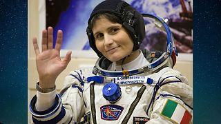سامانتا کریستوفورتی، فضانورد ایتالیایی