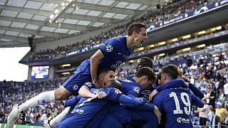 UEFA Şampiyonlar Ligi'nde 2020-2021 sezonunun şampiyonu, Chelsea oldu.