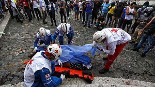 Kolombiya'nın Cali kentindeki hükümet karşıtı protestolarda ölenlerin sayısı 13'e yükseldi